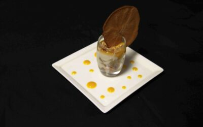 Pre dessert mango