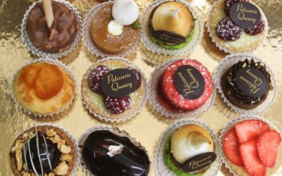 2014-Tournai-Belgium Sweets Pastry By Pouchkar Ilia at Shop Quenoy 1864 And Photography By Pouchkar Ilia