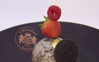 Oreo Cheesecake 2018 By Pouchkar at Chateaubriand Hotel