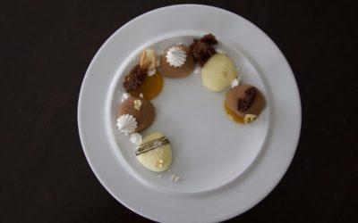 Cocktail exotique chocolat-La Galette Dakar Senegal 2017-2018 bY Pouchkar Ilia / Pavoni-Pavoflex PX 4326 Zen