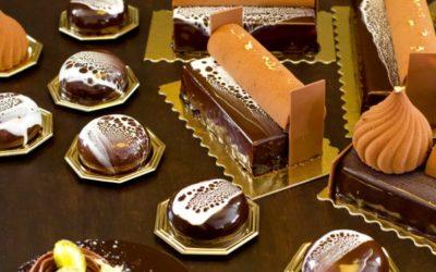 Yule log 2018 Tout Chocolat Oreo-La Galette-Pavoni-Pavoflex-Tronchetto PX 060 Dakar Senegal 2017-2018 bY Pouchkar Ilia