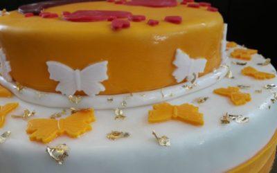 Cake design-La Galette Dakar Senegal 2017-2018 By Pouchkar Ilia