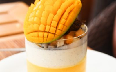 Parfait passion fruit