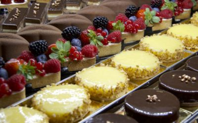 Aux Fin Palais 2020 By Pastry Consulting By Pouchkar - Dakar Senegal